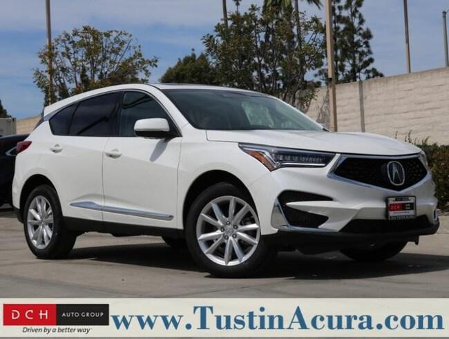 New 2019 Acura RDX Base SUV Tustin