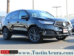 New 2019 Acura MDX SH-AWD with A-Spec Package UT Tustin, CA
