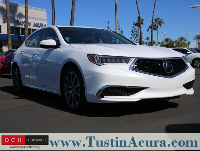 New 2019 Acura TLX 3.5 V-6 9-AT P-AWS with Technology Package Sedan Tustin, CA