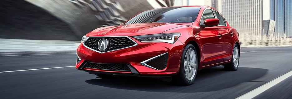 Acura ILX Exterior Vehicle Features