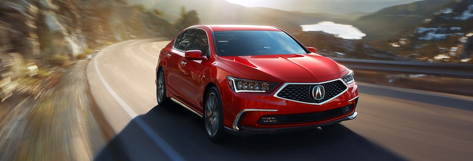 Acura RLX Exterior Vehicle Features