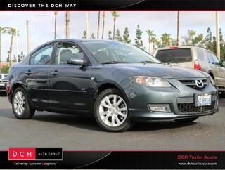 Bargain Used 2008 Mazda Mazda3 s Sport Sedan Tustin, CA