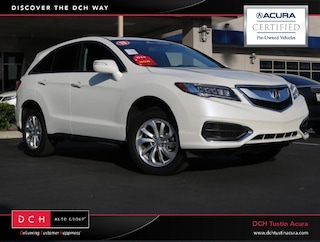 Cartified Pre-Owned 2018 Acura RDX Base SUV Tustin, CA
