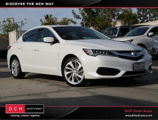 Cartified Pre-Owned 2016 Acura ILX 2.4L w/Premium Package Sedan Tustin, CA