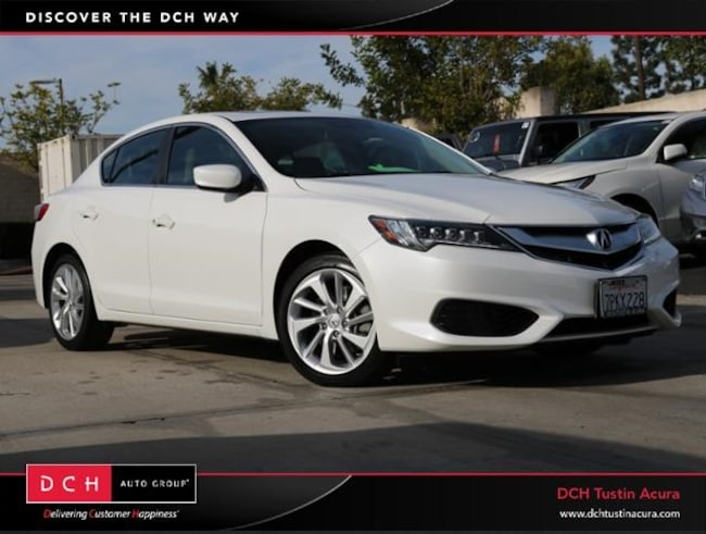 Used 2016 Acura ILX 2.4L w/Premium Package Sedan Tustin