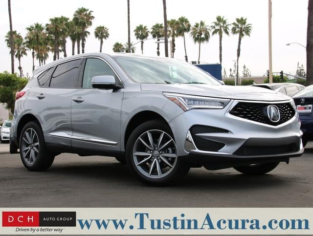 New 2019 Acura RDX SH-AWD with Technology Package SUV Tustin, CA