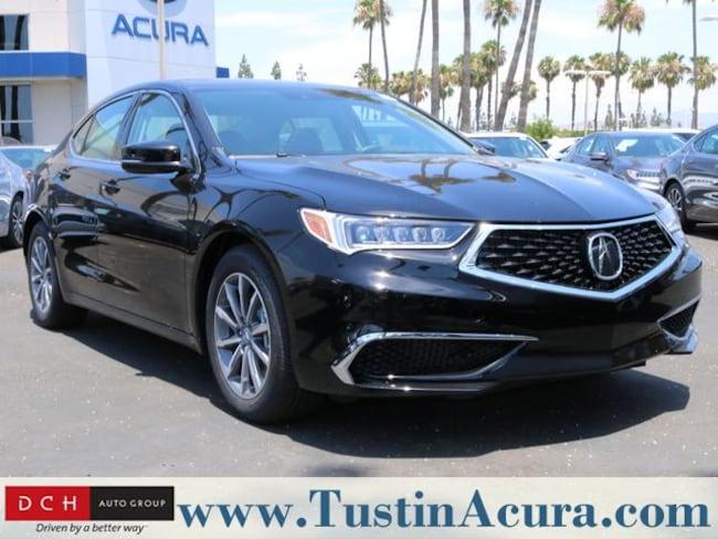 New 2019 Acura TLX 2.4 8-DCT P-AWS Sedan Tustin