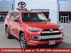 Certified 2014 Toyota 4Runner 4WD Limited SUV Wappingers Falls NY