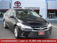 Used 2015 Toyota Camry LE Sedan Wappingers Falls NY