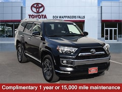Certified 2015 Toyota 4Runner Limited SUV Wappingers Falls NY