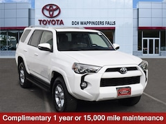 Used 2017 Toyota 4Runner SR5 Premium SUV Wappingers Falls NY