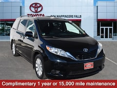 Used 2016 Toyota Sienna LE 7 Passenger Van Wappingers Falls NY