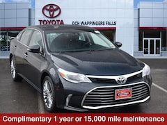 Certified 2016 Toyota Avalon Limited Sedan Wappingers Falls NY