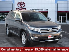 Used 2013 Toyota Highlander 4WD Plus V6 SUV Wappingers Falls NY