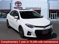 Used 2016 Toyota Corolla S Plus Sedan Wappingers Falls NY