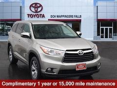 Used 2016 Toyota Highlander LE Plus V6 SUV Wappingers Falls NY