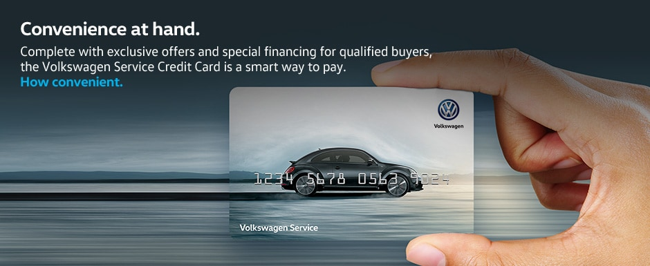 Vw Service Credit Card Vw Credit Login Volkswagen Bill Pay