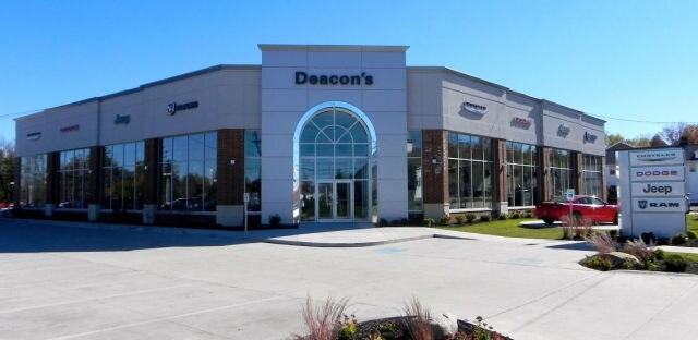 Jeep Dealers Cleveland >> About the Dealership   Deacon's Chrysler Dodge Jeep RAM ...