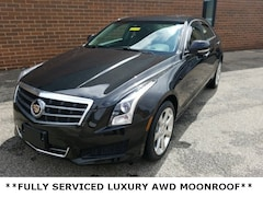 2014 Cadillac ATS 2.0L Turbo Luxury Sedan