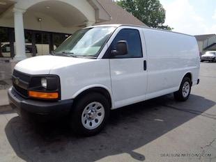 2012 Chevrolet Express 1500 Work Van Van Cargo Van