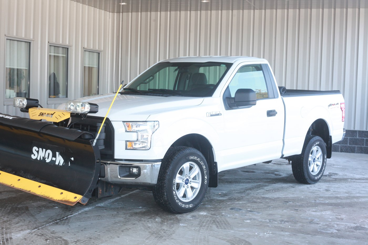 2016 Ford F-150 Truck Regular Cab