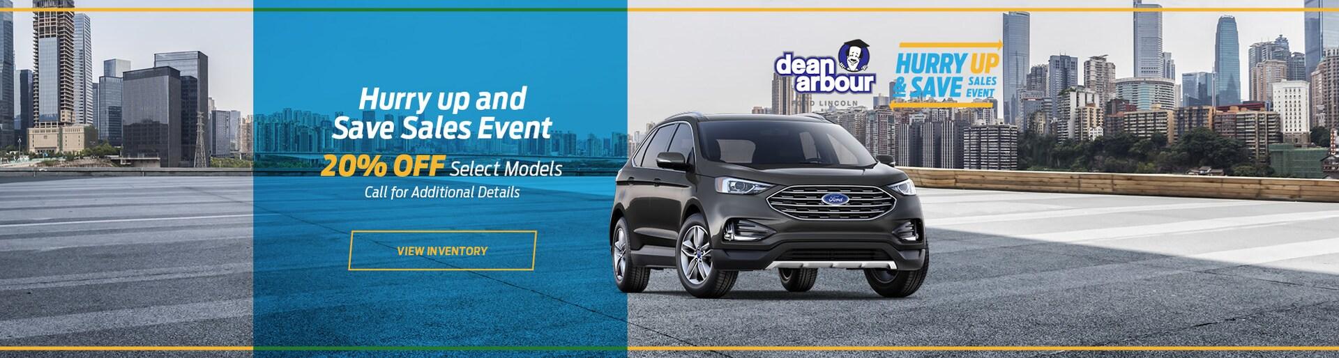 Dean Arbour Ford >> Dean Arbour Ford Lincoln New Used Car Dealer Alpena Mi