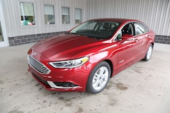 New 2018 Ford Fusion Hybrid SE Sedan for Sale in Alpena, MI near Rogers City