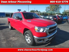 New 2019 Ram 1500 BIGHORN/LONESTAR CREW 4X4 Crew Cab 348 for sale in Pinconning, MI
