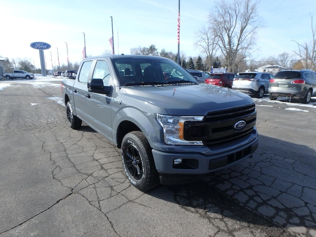 New 2019 Ford F-150 XL For Sale/Lease Pinconning, Michigan