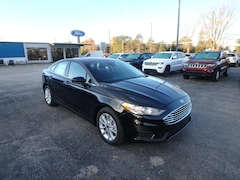 New Ford for sale 2019 Ford Fusion SE Sedan in Pinconning, MI