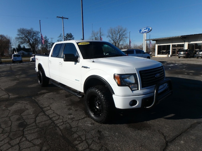 Used 2011 Ford F-150 Truck For Sale Pinconning, Michigan