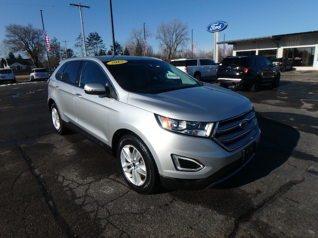 Used 2015 Ford Edge SEL SUV For Sale Pinconning, Michigan