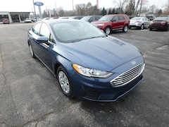 New Ford for sale 2019 Ford Fusion S in Pinconning, MI