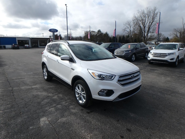 New 2019 Ford Escape SEL For Sale/Lease Pinconning, Michigan