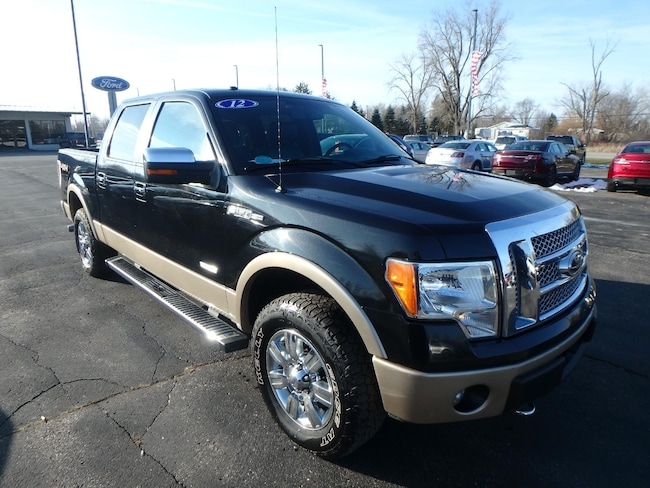 Used 2012 Ford F-150 For Sale Pinconning, Michigan