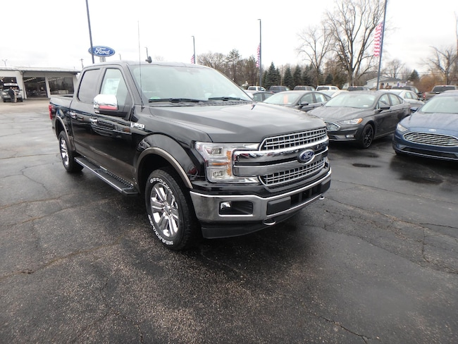 New 2019 Ford F-150 Truck For Sale/Lease Pinconning, Michigan