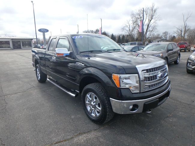Used 2014 Ford F-150 For Sale Pinconning, Michigan