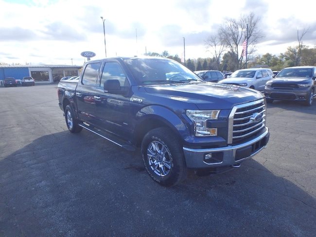 Used 2016 Ford F-150 Truck For Sale Pinconning, Michigan