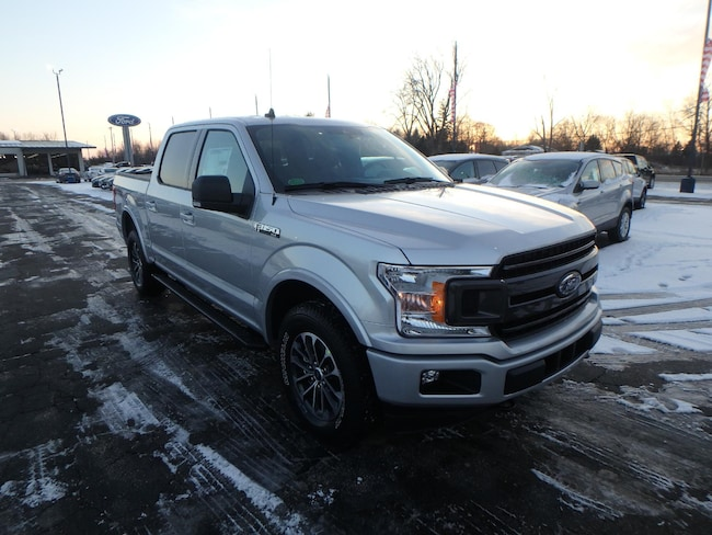 New 2019 Ford F-150 For Sale/Lease Pinconning, Michigan