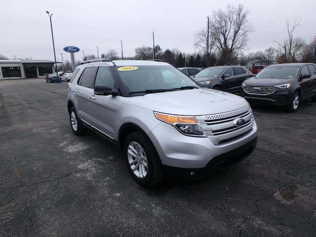 Used 2013 Ford Explorer XLT SUV For Sale Pinconning, Michigan