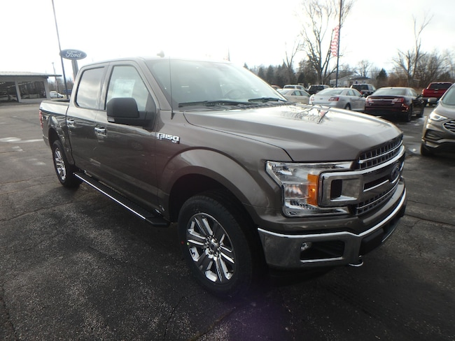 New 2019 Ford F-150 XLT For Sale/Lease Pinconning, Michigan