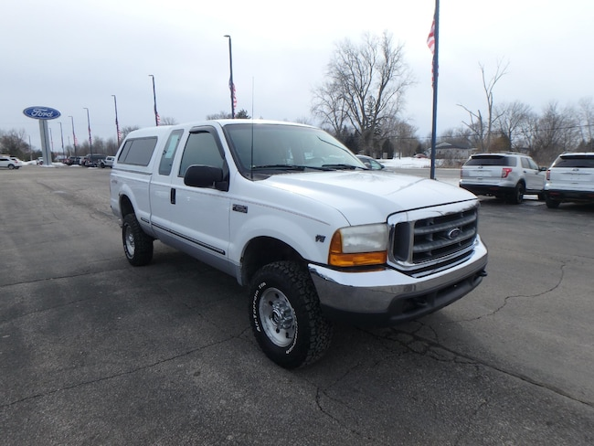 Used 1999 Ford Super Duty F-250 For Sale Pinconning, Michigan