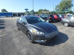 New Ford for sale 2018 Ford Fusion SE Sedan in Pinconning, MI