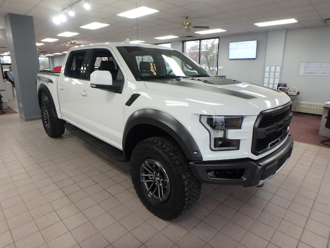 New 2019 Ford F-150 Raptor For Sale/Lease Pinconning, Michigan