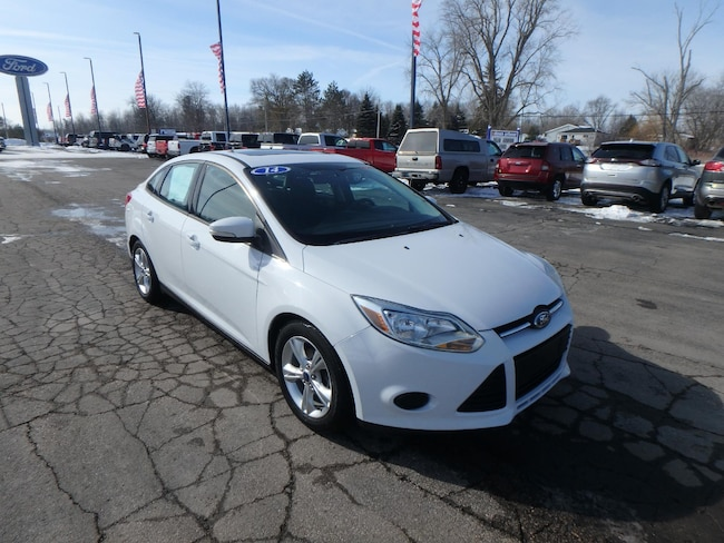 Used 2014 Ford Focus SE Sedan For Sale Pinconning, Michigan