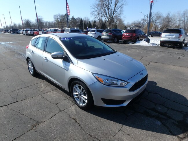 Certified Pre-Owned 2017 Ford Focus SE For Sale Pinconning, MI