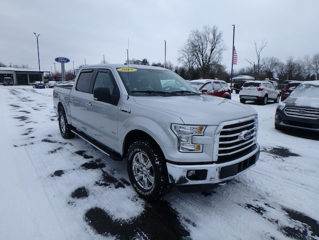 Used 2015 Ford F-150 For Sale Pinconning, Michigan