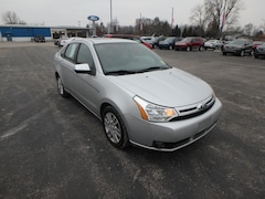 Used Vehicles for sale 2011 Ford Focus SEL Sedan in Pinconning, MI