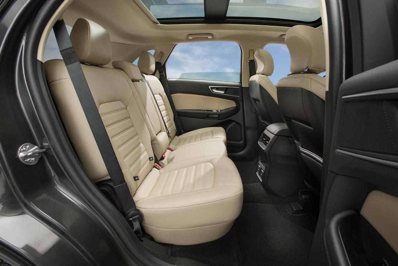 Ford Edge Rear Interior