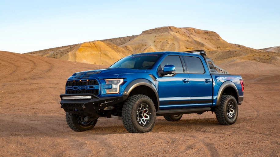 2018 Ford Shelby Baja F-150 Raptor